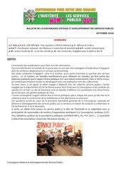 bulletin convergence nationale octobre 20182
