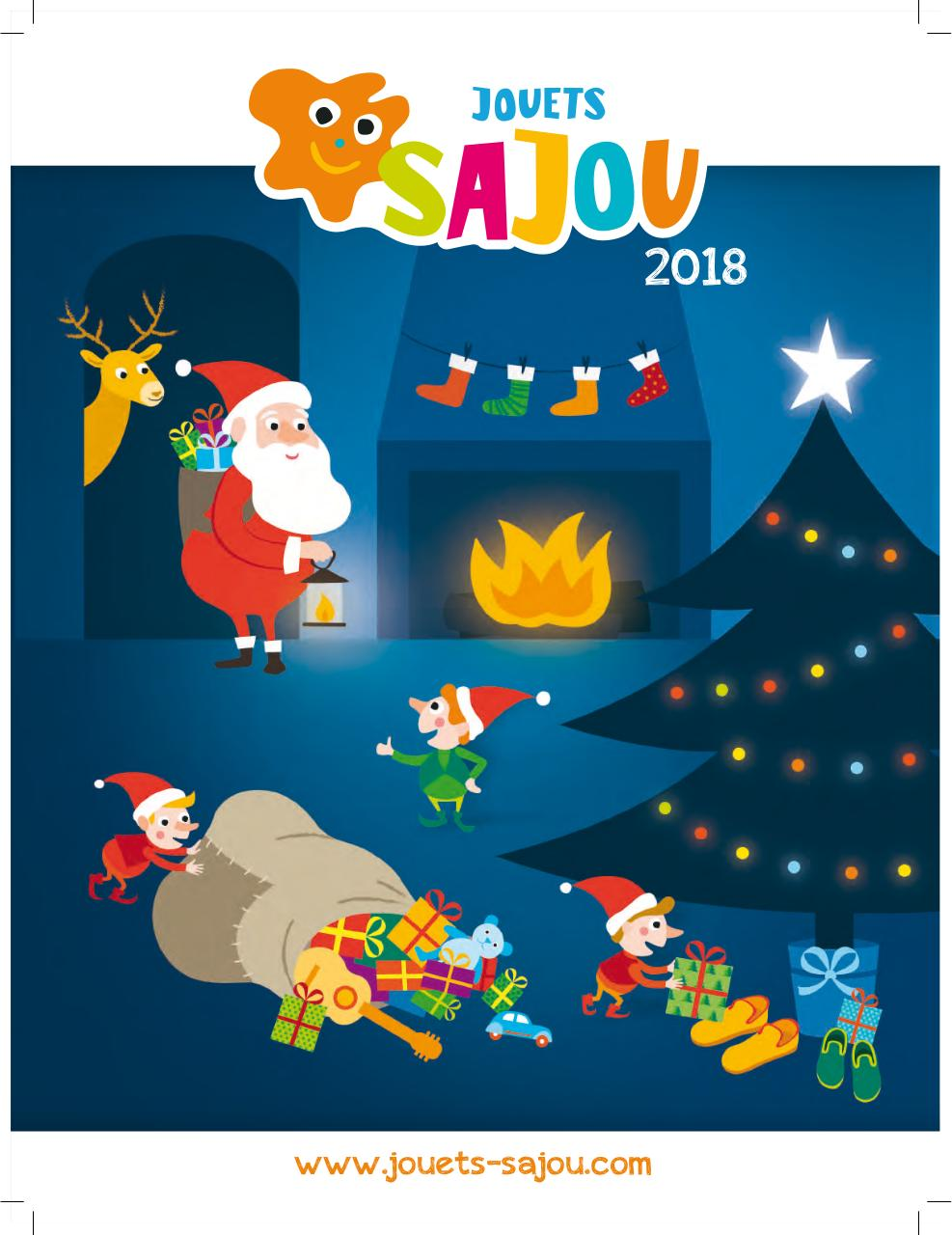 Aperçu du document Catalogue de Noel 2018 Jouets Sajou Reunion.pdf - page 1/76