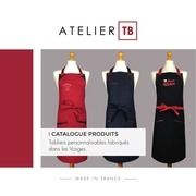 catalogue tarifaire tabliers atelier tb