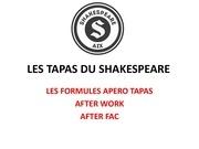tapas shakespeare