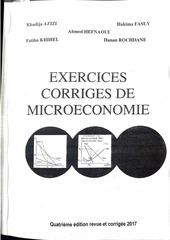 Fichier PDF livre microeconomie exercices corriges td examens corriges