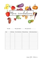 Fichier PDF mon evolution   morgane platel dieteticienne 1