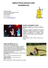 newsletter moulin a sons201811