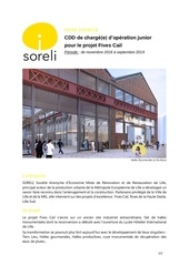 annonce cdd projet fives cail