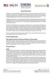 Fichier PDF candidature programme cinema