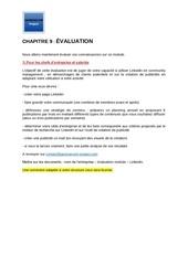 m18   chapitre 9  evaluation