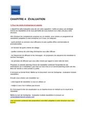 m6   chapitre 4      evaluation