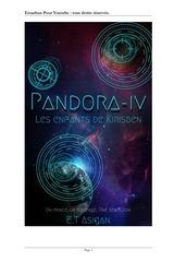 pandora 4 en coursssss