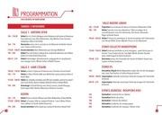 programme salon du livre 2018   pages programmation 25102018
