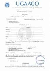 Fichier PDF bulletin audit sms