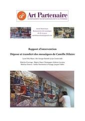 rapport dintervention   creutzwald