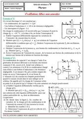 serie9 oscillations libres non amorties 1