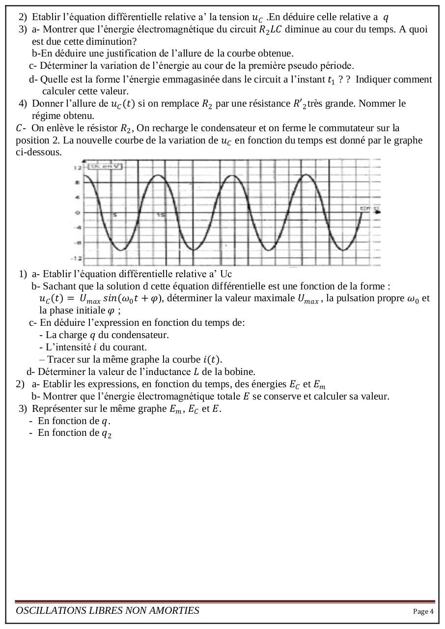 série9 Oscillations libres non amorties.pdf - page 4/4