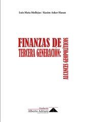 libro finanzas de tercera generacion