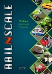 railnscale vehicules 2018