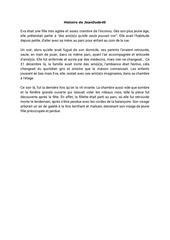 histoire de jeandude45