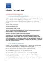 m25    chapitre 6  evaluation