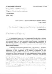 lettre anonyme matignon 08 2018