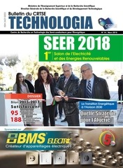 14  revue du crtse technologia n14 mars 2018