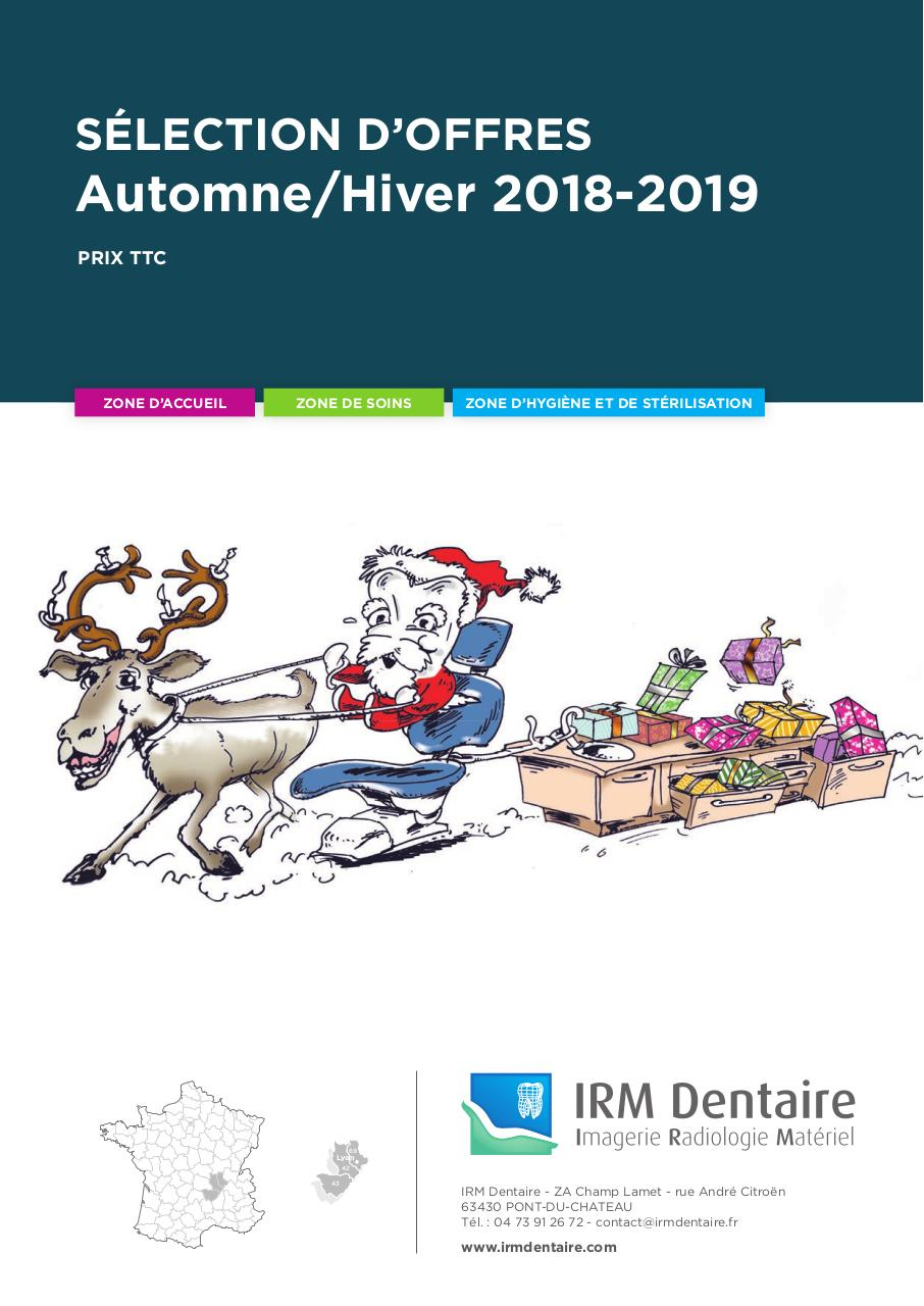 IRM_OFFRES AUTOMNE HIVER 2019.pdf - page 1/19