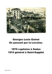 saint supplet guinot 14 18