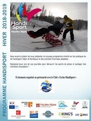 programme handisport hiver 2019 new