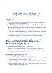 reglement interieur   airsoft trainel et ovinoise