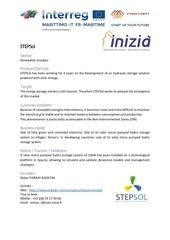 Fichier PDF stepsol