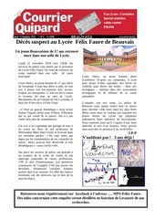 article courrier quipart