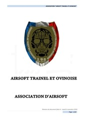 dossier airsoft trainel et ovinoise