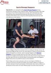 Fichier PDF sports massage singapore