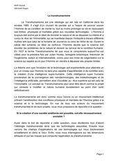 Fichier PDF le transhumanisme 2