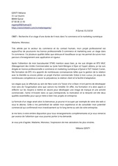 Fichier PDF lettre motivation   stage