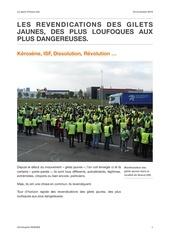 bulletin info