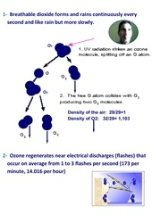 ozone decomposition in o2 and ozone regeneration