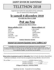 Fichier PDF tract telethon 2018
