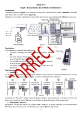 serie electricite n4 correction