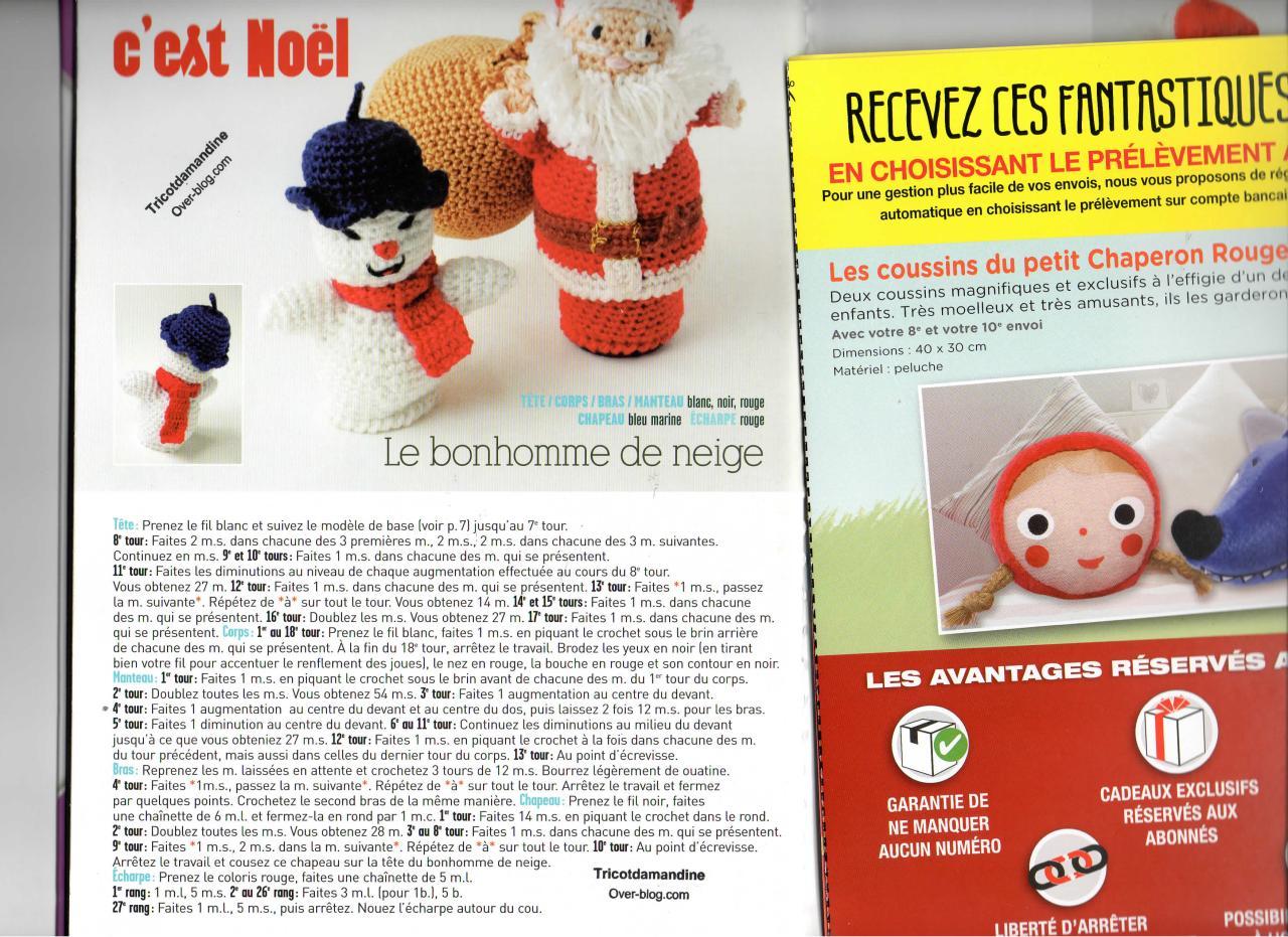 Bonhomme De Neige Marionnette à Doigts Fichier Pdf