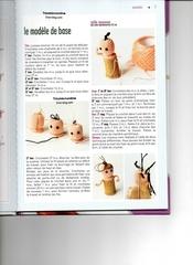 modele base marionnette a doigts