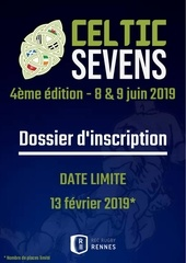 dossier inscription tournoi 2019