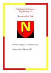catalogue n3d 2018
