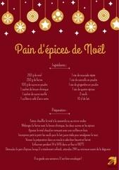 recette pain depices