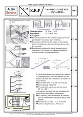 aleph experts   fiche 155 erp les degagements   escaliers