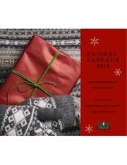 Fichier PDF catalogue paniers cadeaux 2018