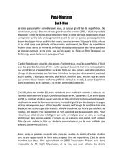 Fichier PDF post mortem 1 x men