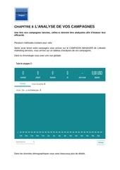 m18  chapitre 8   lanalyse de vos campagnes