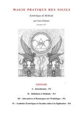 Fichier PDF magie pratique des sigils def