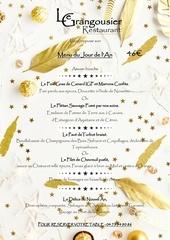 menu du jour de lan 2019