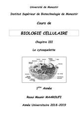 cours polycopie bio cell    chap iii   1e a isbm 2018 2019