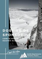 dossier sponsoring 2019ffcamhautesalpes